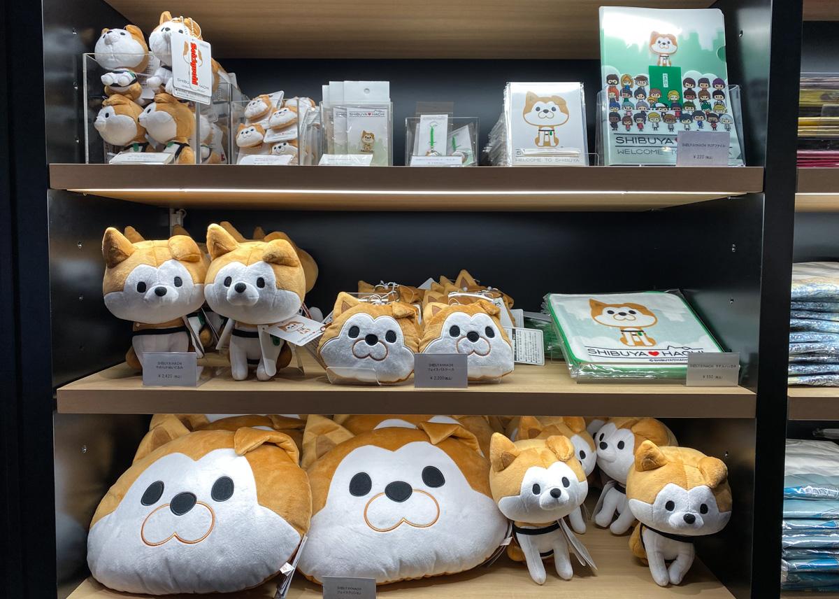"""""""Shibuya Love Hachi"""" η μασκότ του Τουριστικού Οργανισμού του Δήμου Σιμπούγια."""