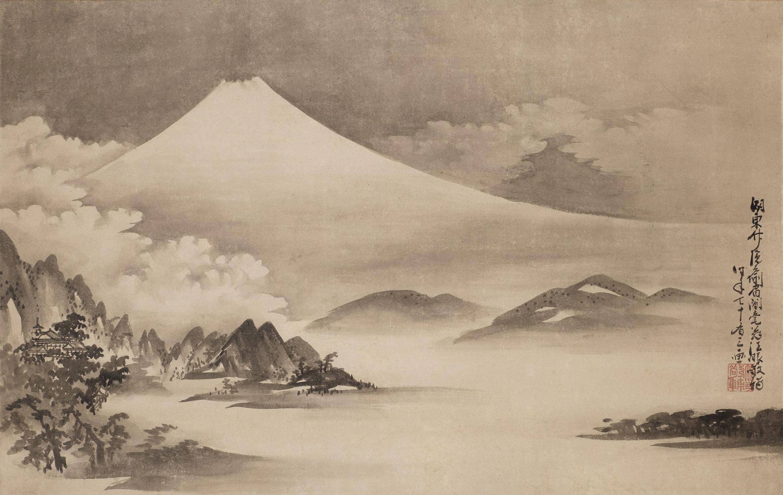 Έργο του Τακάντα Κέιχο 高田敬輔 (1674-1756)